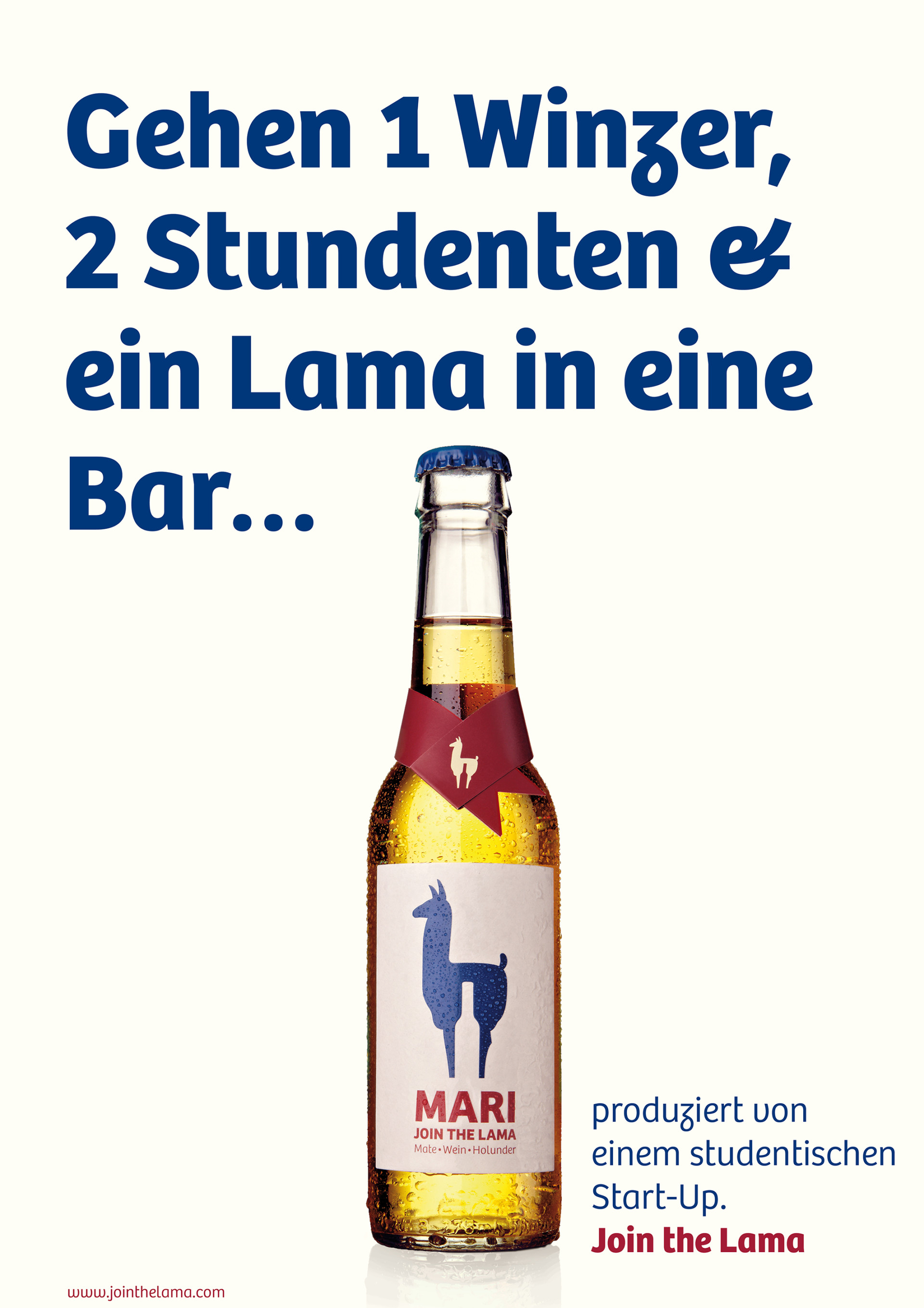 JONAS WEBER Mari-Join the Lama